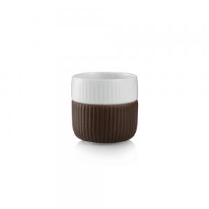 espressokop chokolade